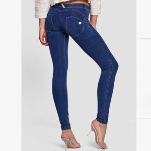 Freddy Wr.up Denim Skinny Jeans - Small